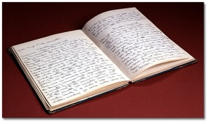 Some dude's messy diary..